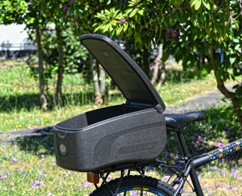 Fahrradbox Ambiente