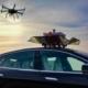 Intelligent logisitics drones